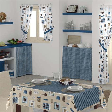 telas cortinas cocina telas para cocina en zaragoza