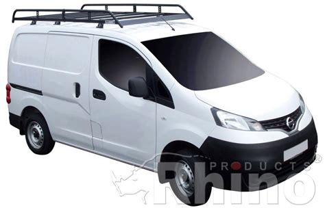 Nissan Nv Roof Rack by Nissan Nv200 2009 Onwards Roof Racks Roof Bars