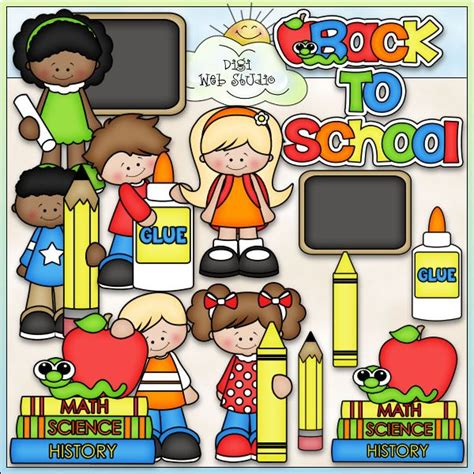 back to school clipart 1000 ideas about clip school on