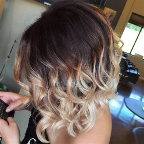 balayage ombre highlights on dark hair balayage ombre highlights 2018 dark brunette blonde etc