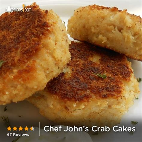 easy crab cake recipe chef john s crab cakes quot awesome recipe and so easy