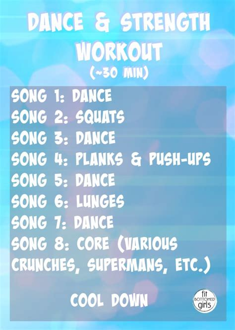 home workout and strength
