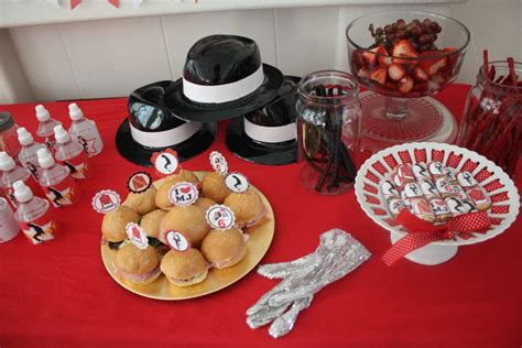michael jackson themed birthday party michael jackson birthday party ideas photo 6 of 9