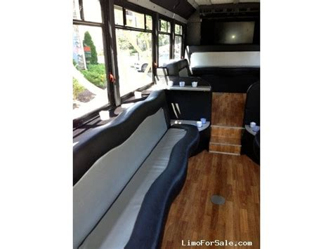 Detox Wrap Raleigh Nc by Used 2004 Blue Bird Ltc 40 Motorcoach Limo Blue Bird