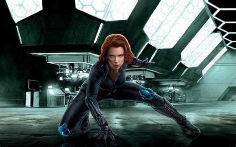 wallpaper black widow black widow wallpapers hd wallpapers id 14805