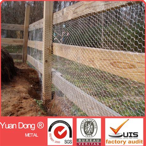 Besi 34 Inch 075 Inch Besi T pertanian kandang menggunakan kawat ayam jaring 3 4 inci