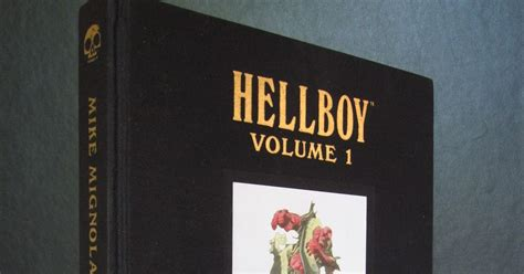 hellboy library edition volume 1595823522 my absolute collection hellboy library edition volume 1