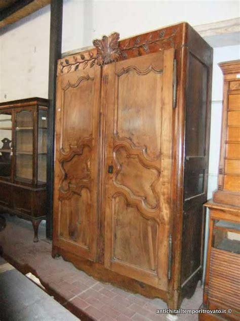 armadi antichi prezzi antichit 224 il tempo ritrovato antiquariato e restauro