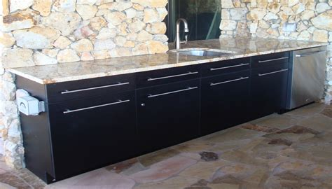 waterproof kitchen cabinets outdoor kitchen cabinets stunning outdoor kitchen cabinets built to last a lifetime with