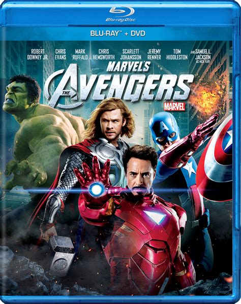 film semi bluray the avengers blu ray updated
