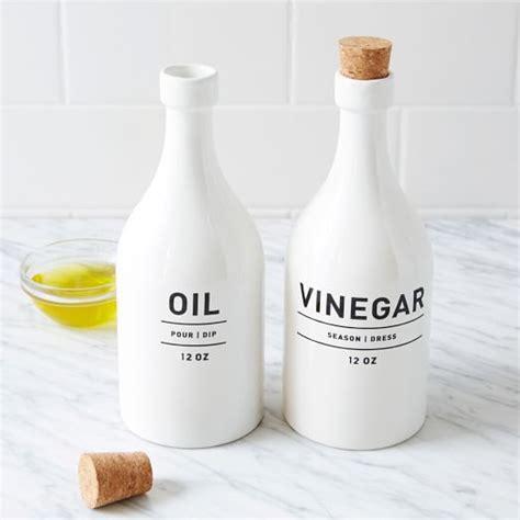Home Decor On Sale Clearance utility oil vinegar set west elm