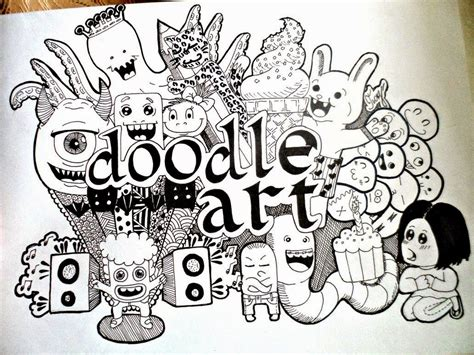 doodle by doodle on topsy one