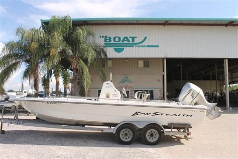 center console boats under 20k 2003 vip baystealth 2430 bsvl for sale boatmo
