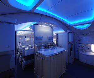 ana boeing  dreamliner aircraft interiors international
