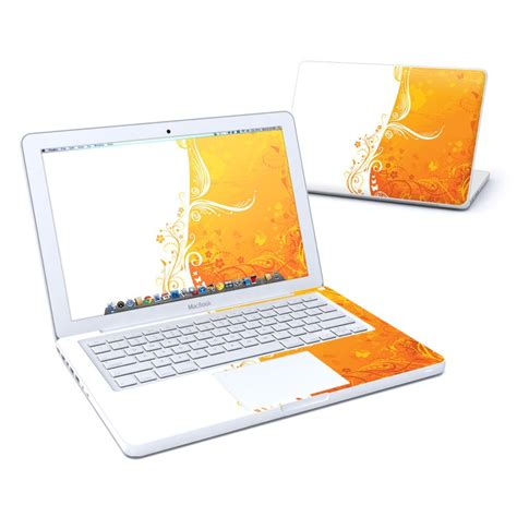 Chromes Crush Proof For Mac Laptops by Macbook 13in Skin Orange Crush Decalgirl