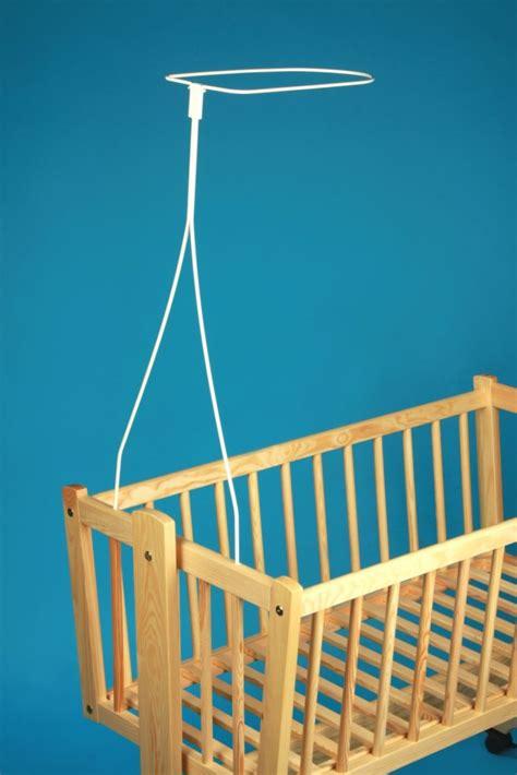swinging moses basket crib canopy holder for baby rocking swinging cradle