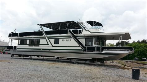 new house boats for sale 1996 sumerset houseboat power boat for sale www