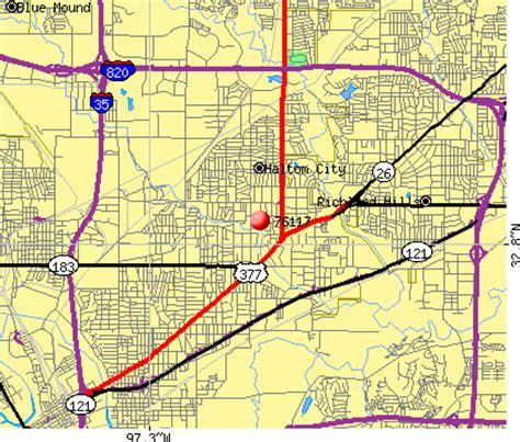 where is haltom city texas on the map 76117 zip code haltom city texas profile homes apartments schools population income