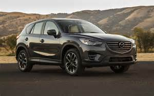 Madza Cx5 2015 Mazda Cx 5 Revealed At La Auto Show Performancedrive