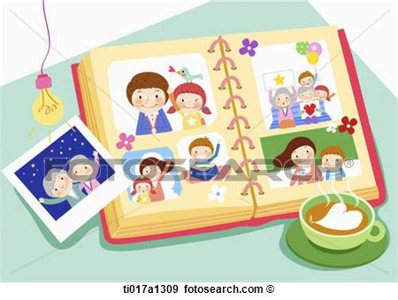 foto clipart of a family photo album clipart panda free clipart images
