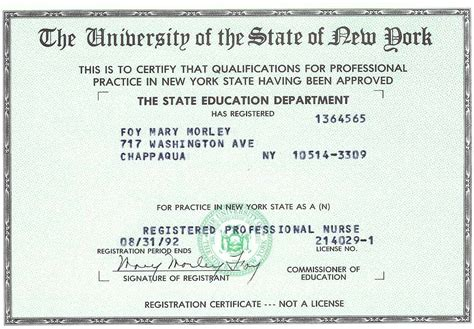 Registered Programs Nyc - chapter template