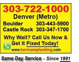 Plumbing Castle Rock by Denver Plumbers Denver Pumbing Experts