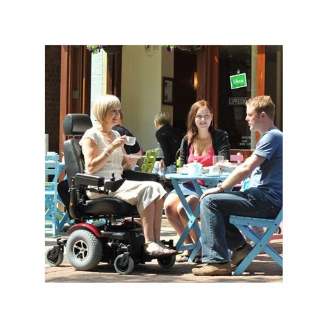 sedia a rotelle elettrica sedia a rotelle elettrica aid r320 dynamics
