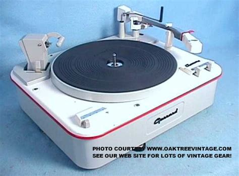Garrard Type A Turntable vintage used garrard stereo turntables phonographs