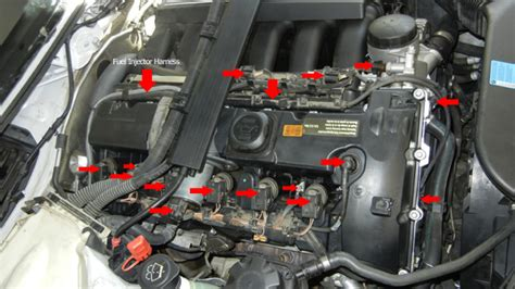 bmw e90 e91 e92 e93 valve cover gasket replacement diy