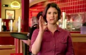 commercial actress red robin red robin tv commercial controversy video