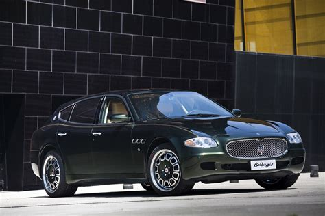 2009 Maserati Quattroporte Bellagio Fastback Review