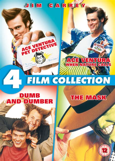 jim carrey quad ace ventura pet detective ace ventura