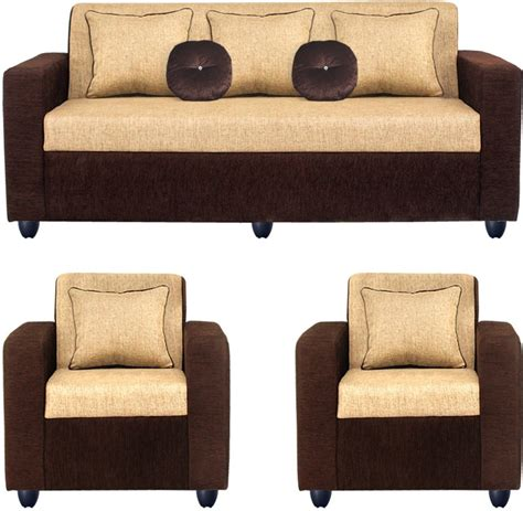 Sofa Upholstery Cost by Bharat Lifestyle Fabric 3 1 1 Sofa Set Price In