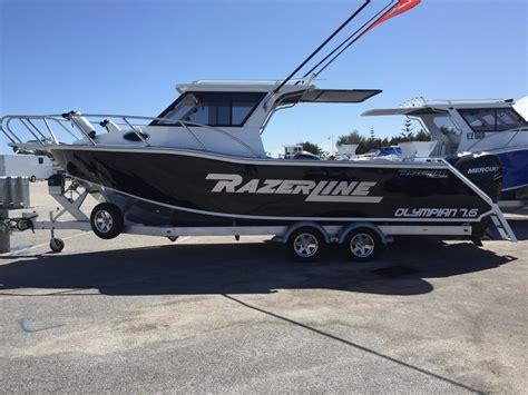 boats online login new razerline 7 6m olympian hard top trailer boats