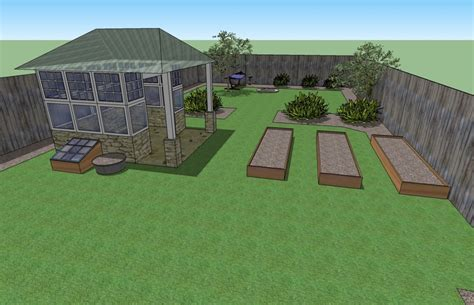 landscape layout sketchup 25 best images about sketchup on pinterest gardens