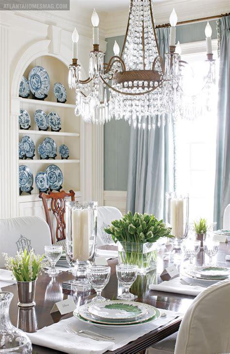 blue  green dining room room design ideas