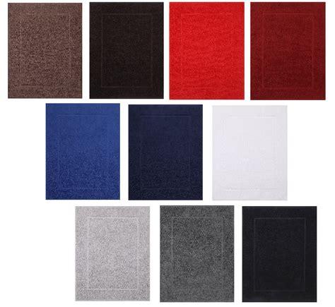 alfombra de baño alfombra de ba 195 177 o quot premium quot color pardo nuez dimensi 195 179 n