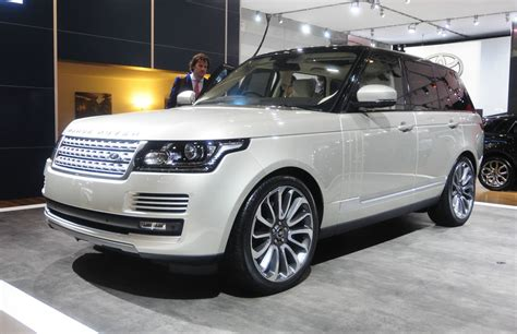 expensive range rover new range rover best luxury car 2012 automotive car