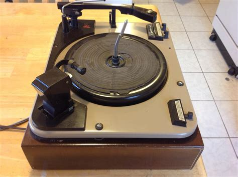 Garrard Type A Turntable garrard 88mk ii turntable type a central saanich mobile