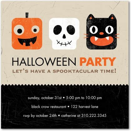 design halloween party invitation card 25 helping halloween invitations