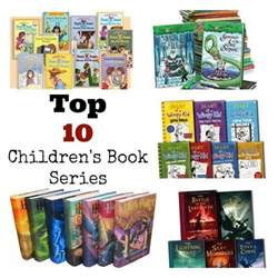 best book series top 10 children s book series the perfect christmas gift