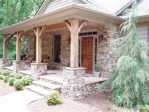 Patio Columns by 17 Best Ideas About Porch Columns On Front