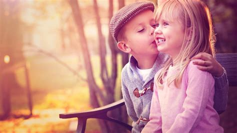 wallpaper of cute baby couples cute baby couple kissing nice love image new hd