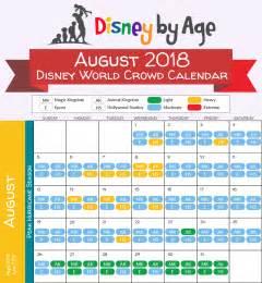 Crowd Calendar Disney Disney World Crowd Calendar