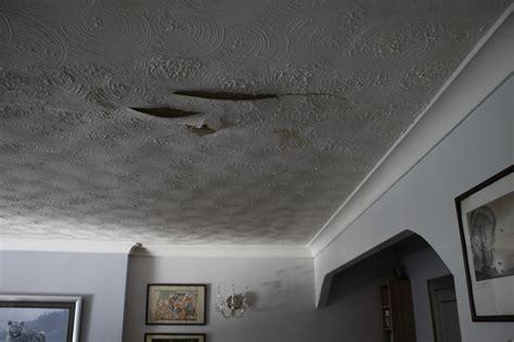 Plastering Artex Ceiling by Artex Ceiling Repairs Replace Water Leaks Plastering
