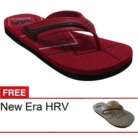 Sendal Jepit Sandal Jepit New Era Blue buy 1 get 1 new era 3 model sandal pria csa sandal jepit pria elevenia