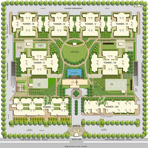 Section 168 Property by Paras Seasons At Sec 168 Noida Blisstree Infracon Pvt