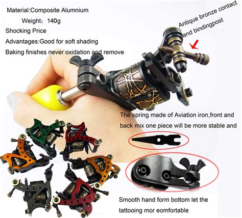 tattoo gun tuning guide rubber band machine tattoo 2017 2018 best cars reviews