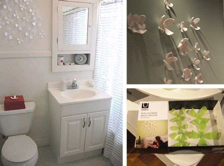 wall decor ideas for bathroom how to complete bathroom decor with limited budget kris