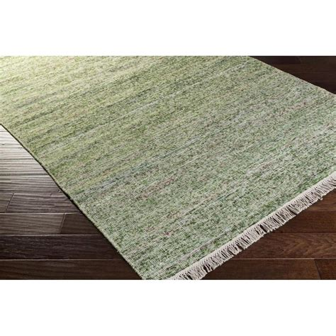 rex rug rex area rug green solids and borders rugs woven style rex400 and boutique